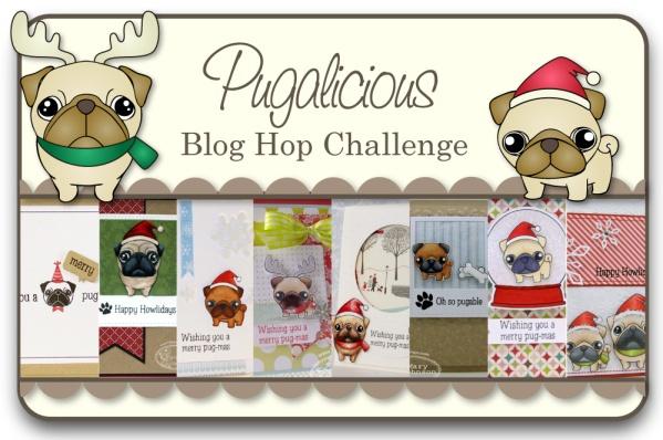 Pugalicious Blog Hop Challenge