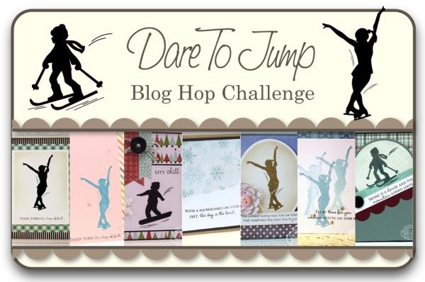 Dare To Jump Blog Hop Challenge